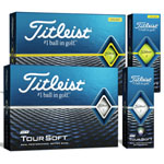 8105 Titleist New Tour Soft Golf Balls