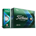 8118 Titleist New AVX Golf Balls